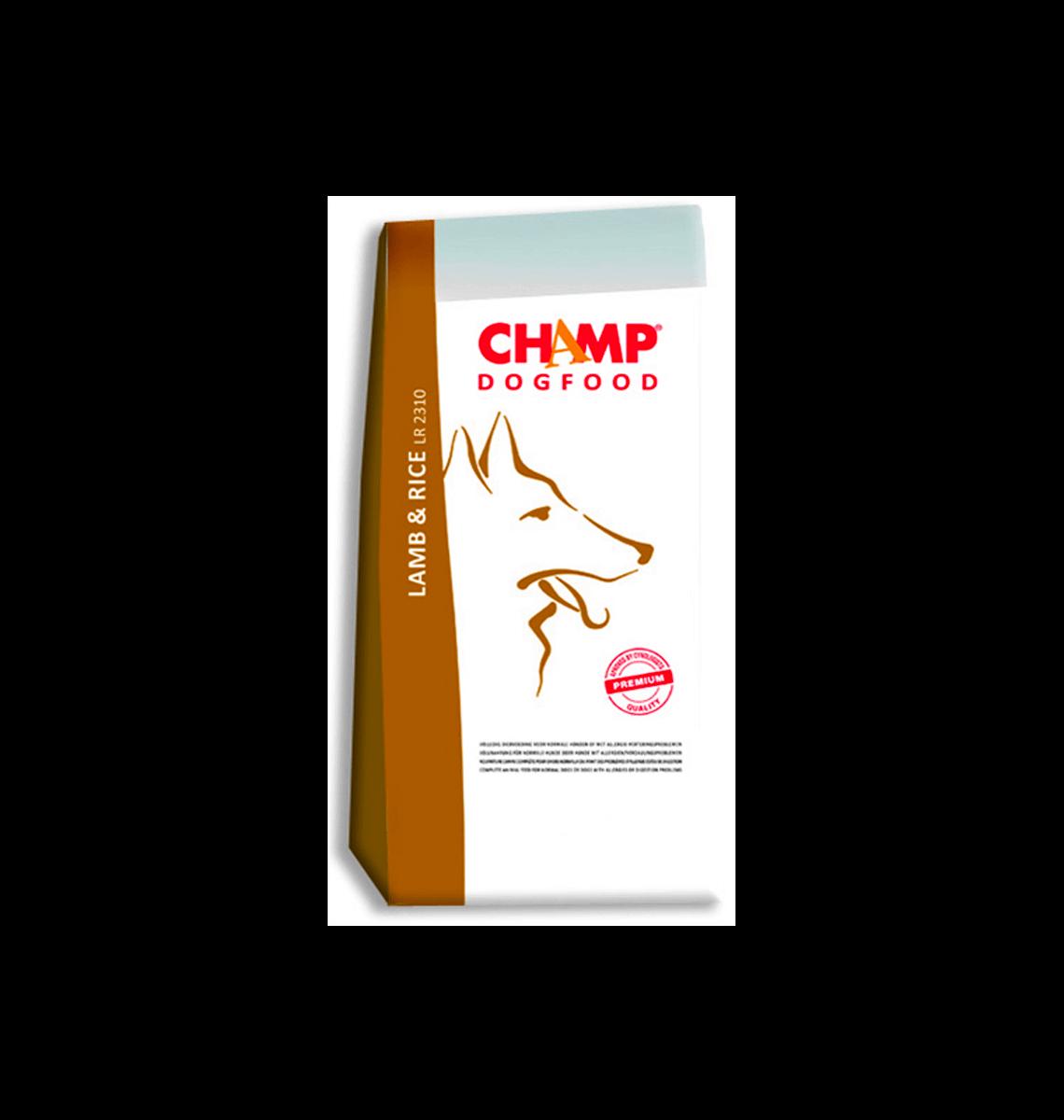 Champ Premium Lam & Rijst
