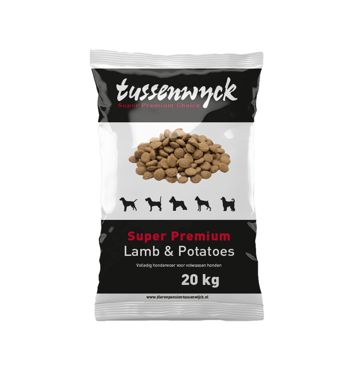 Super premium Lamb & Potatoes
