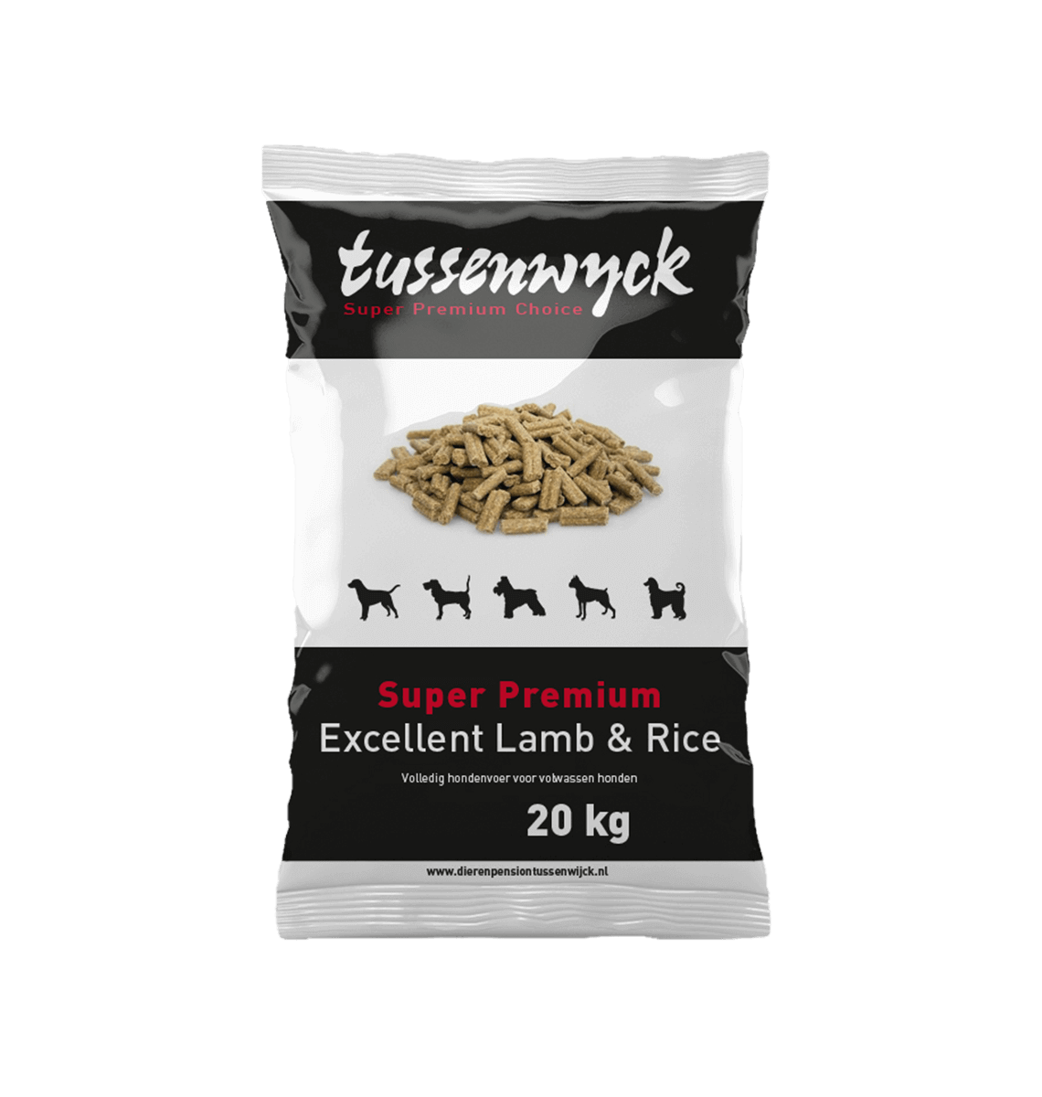 Super Premium Excellent Lamb & Rice