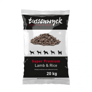 Super Premium Lamb & Rice