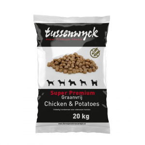 Super Premium Graanvrij Chicken & Potatoes