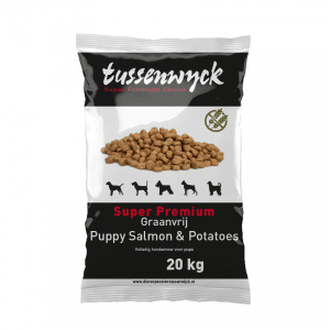 Super Premium Puppy Graanvrij Salmon & Potatoes