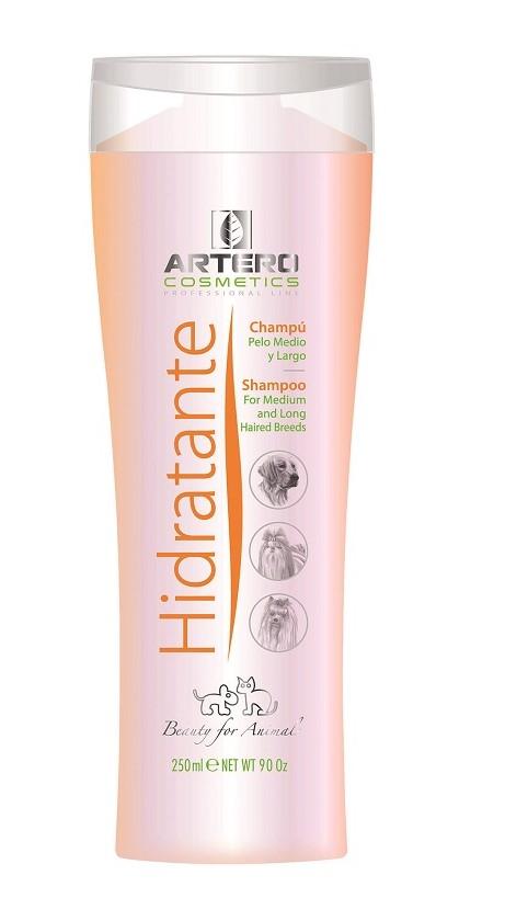 Shampoo voor langhaar en droge vachten 250 ml