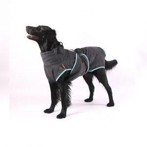 Chillcoat SuperFurDogs – heerlijke hondenbadjas